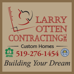 Larry Otten Contracting Logo